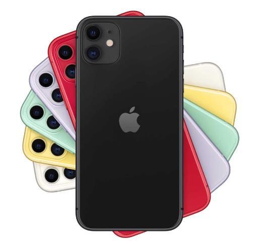 купить на алиэкспресс Смартфон APPLE iPhone 11 64Gb, MHDA3RU/A, черный