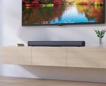 Xiaomi Mijia Redmi беспроводной ТВ звуковой бар