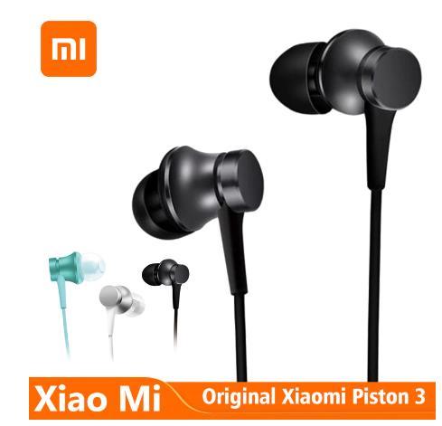 Оригинальные наушники Xiaomi Piston Fresh version 3,5 мм купить дешево на aliexpress