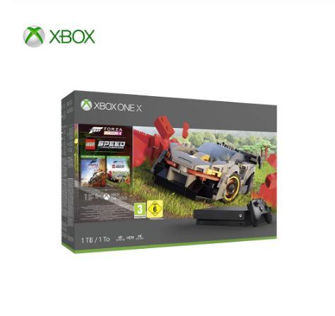 Игровая консоль XBOX ONE X 1TB с игрой Forza Horizon 4 + LEGO купить на aliexpress дешево промокод на скидку