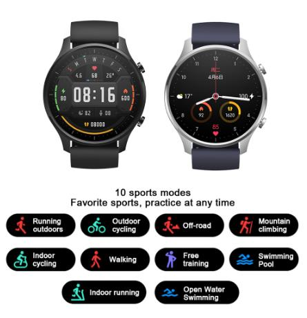 купить дешево на aliexpress Оригинальные Смарт-часы Xiaomi color