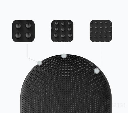 Xiaomi Youpin Wellskins WX-JM02 Мужская электрическая Очищающая щетка для лица Sonic Face Глубокое Очищающее Средство купить на aliexpress дешево