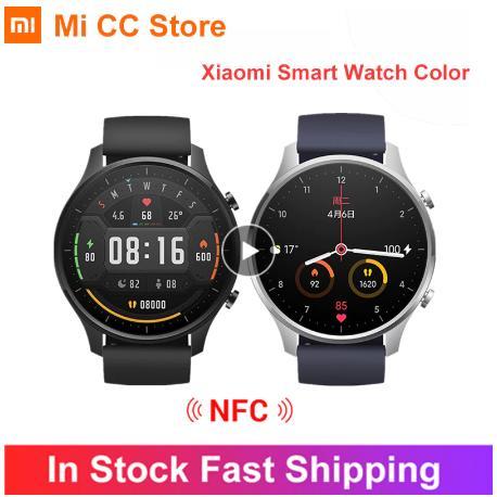 купить умные часы от xiaomi на алиэкспресс дешево со скидкой