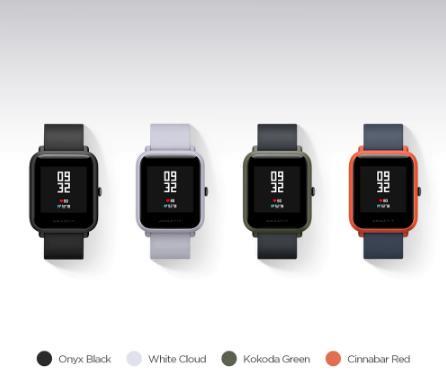 купить дешево на алиэкспресс умные часы Оригинальные Смарт-часы Amazfit Bip, спортивные часы с Bluetooth, GPS, пульсометром, водонепроницаемость 4 разных цвета и доставка из рф