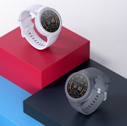 купить на алиэкспресс Глобальную версию часов с AMOLED экраном Xiaomi Amazfit Verge Lite