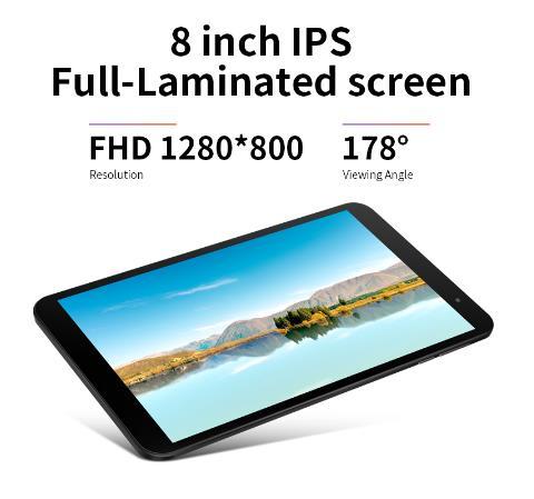купить планшет дешевый на алиэкспресс Teclast P80X 8-дюймовый планшет с восьмиядерным процессором SC9863A, Android 9,0, ОЗУ 2 Гб, ПЗУ 32 ГБ, 1280x800