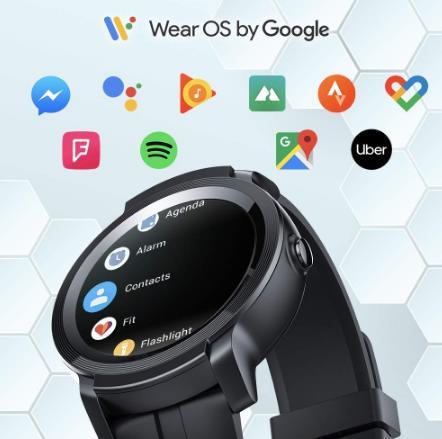 купить дешево на алиэкспресс Смарт-часы TicWatch E2 отзывы и заказы на товар лучшая цена скидки на алиэкспресс