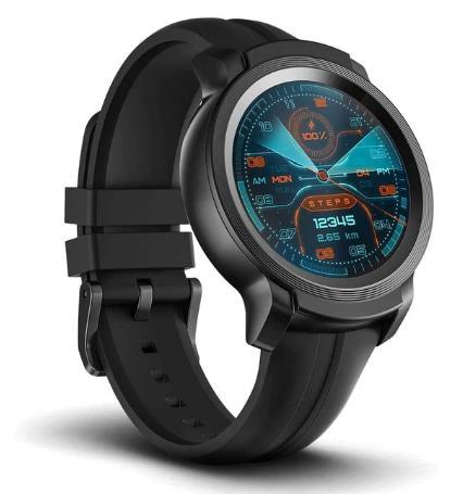купить на aliexpress дешево Смарт - часы TicWatch E2, Android, с GPS, совместимы с Google iOS и Android, 5 АТМ , водонепроницаемые, длительный срок службы батареи