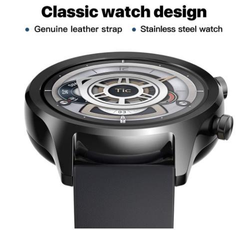 купить смарт часы на алике Ticwatch C2 одежда OS от Google мужские Bluetooth Смарт часы Android и iOS Совместимость IP68 плавать готов водонепроницаемый GPS NFC доступны 4.8