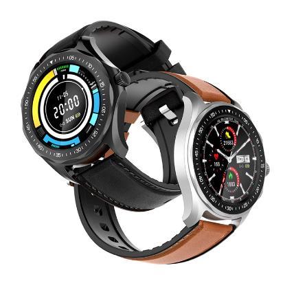 купить на алиэкспресс со скидкой BlitzWolf BW-HL3 Smart Watch 2020 Часы для Мужчин Женщин Артериальное Давление Монитор Сердечного ритма Bluetooth Спорт Для Android IOS Телефон Водонепроницаемый Smartwatch фитнес-трекер Носимые Устройства