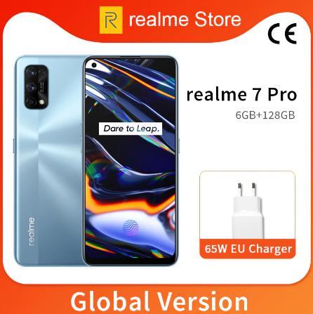 купить телефон новый realme 7 pro на aliexpress дешево со скидкой