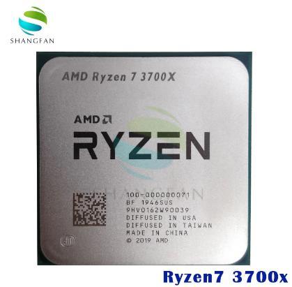 купить дешево на алиэкспресс Процессор AMD Ryzen 7 3700X R7 3700X 3,6 ГГц 7 нм L3 = 32 м
