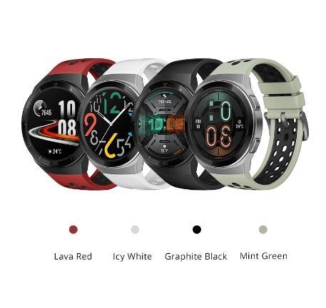 """Зарядное устройство для часов HUAWEI WATCH GT 2e 100 спортивных режимов gt2e 5ATM Смарт-часы 1,39 """"AMOLED 2 недели в режиме ожидания спортивные часы GT Lite из водонепроницаемого материала купить на алиэкспресс"""