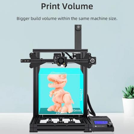 3D принтер Мега ноль новый экструдер металлическая рама Высокая точность подходит для 1,75 мм PLA нити FDM 3D Принтер Комплект купить ан алиэкспресс со скидкой черная пятница
