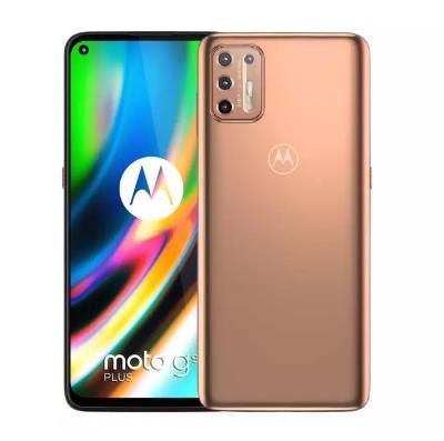 купить Смартфон Motorola Moto G9 Plus 4/128 GB [Ростест, новый, SIM любых операторов, официальная гарантия] на алиэкспрресс