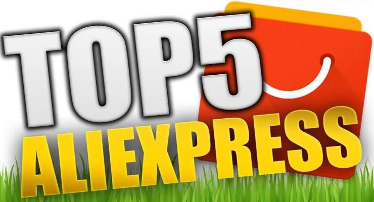 топ 5 товаров на алижэкспресс к распродаже чераня пятница