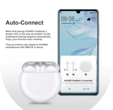 купить Глобальная версия Huawei Freebuds 3 в наличии, беспроводные гарнитуры Huawei, TWS Bluetooth наушники, активное шумоподавление на алике со скидкой на 11.11 2020