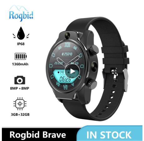 Смарт-часы Rogbid Brave, 4G