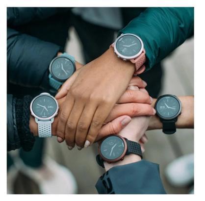 Ускоренная доставка Smart watch Часы Suunto 3 2020 muted mint