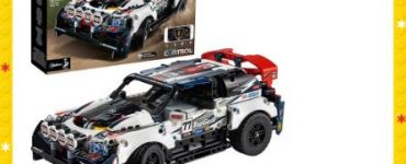 купить со скидкой Конструктор LEGO Technic 42109 Гоночный автомобиль Top Gear на управлении