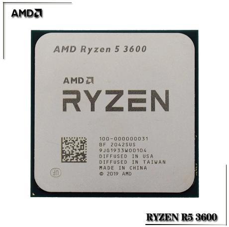 купить Процессор AMD Ryzen 5 3600