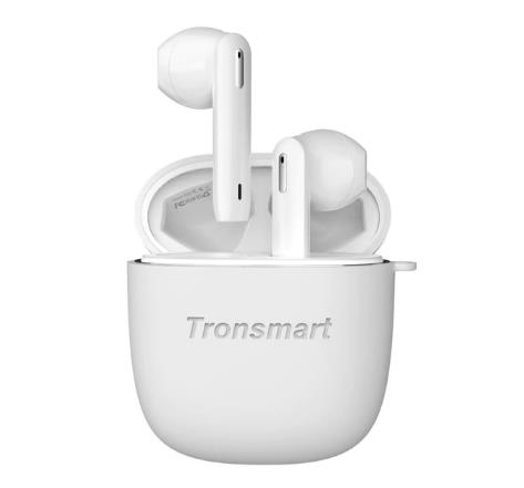 купить Tronsmart Onyx Ace Беспроводные Bluetooth 5.0 наушники с аудио-чипом Qualcomm с Продвинутой Системой Шумоподавления и 24 часами проигрывания музыки