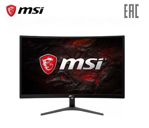 """купить Изогнутый игровой монитор MSI Optix G241VC 23.6"""" FHD (1920x1080), матовый, 75Hz, 1ms, HDMI, VGA, черный"""