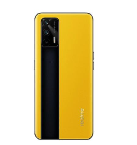 """Оригинальный realme GT 5G мобильный телефон 8 ГБ 128 6,43 """"120 Гц SuperAMOLED Snapdragon 888 Octa Core 65W Быстрый Зарядное устройство NFC Android 11"""