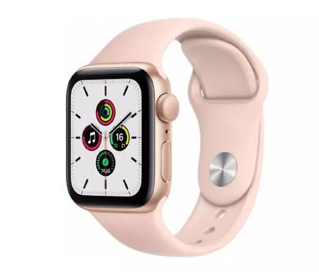 Умные часы Apple Watch SE, 40 мм [Ростест, новые, GPS, официальная гарантия]