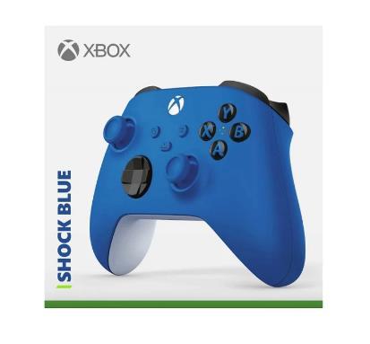 Геймпад беспроводной Microsoft Xbox, Bluetooth, для Xbox Series X/One (QAS-00002, QAT-00002, QAU-00002)