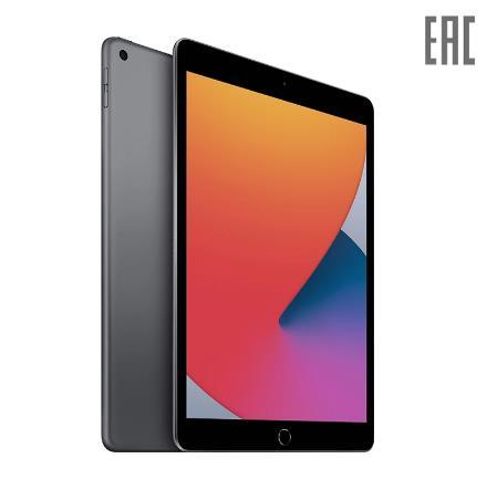 "Планшет Apple 10.2"" iPad Wi-Fi 32 ГБ (2020) (MYL92RU/A, MYLA2RU/A, MYLC2RU/A)"