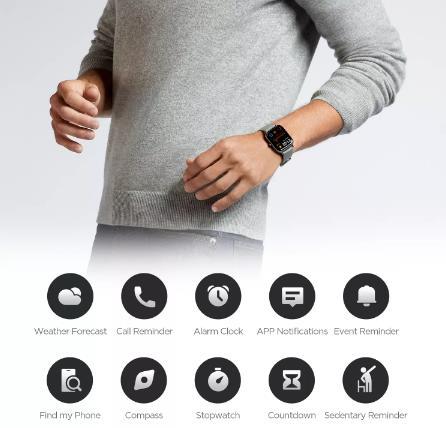 Глобальная версия Amazfit GTS Смарт-часы 5ATM водонепроницаемые умные часы с длинной батареей GPS управление музыкой кожаный силиконовый ремешок
