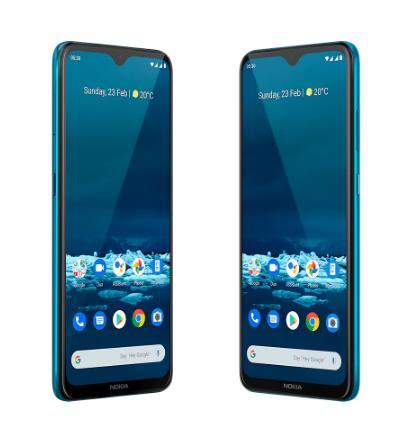 Cмартфон Nokia 5.3 3+64 Гб